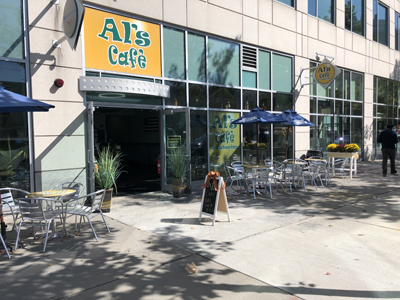 AL'S TECH SQUARE CAFE